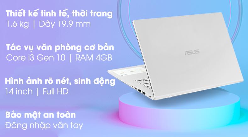 Asus VivoBook X415JA i3 1005G1 (EK258T)
