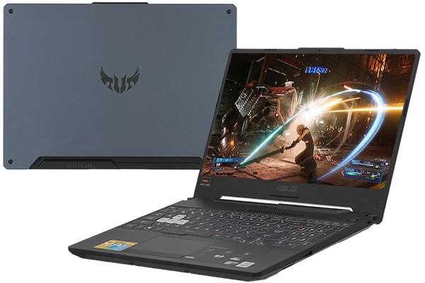 Asus TUF Gaming FX506LI i7 10870H/8GB/512GB/4GB GTX1650Ti/Win10 (HN096T)