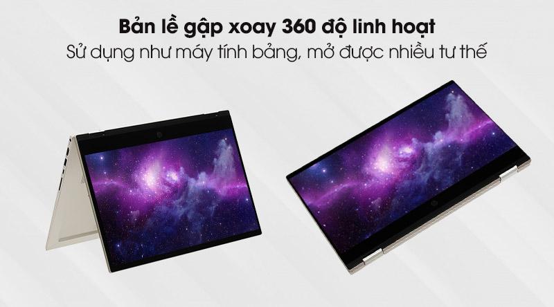 HP Pavilion x360 dw1016TU i3 (2H3Q0PA) - 360 độ