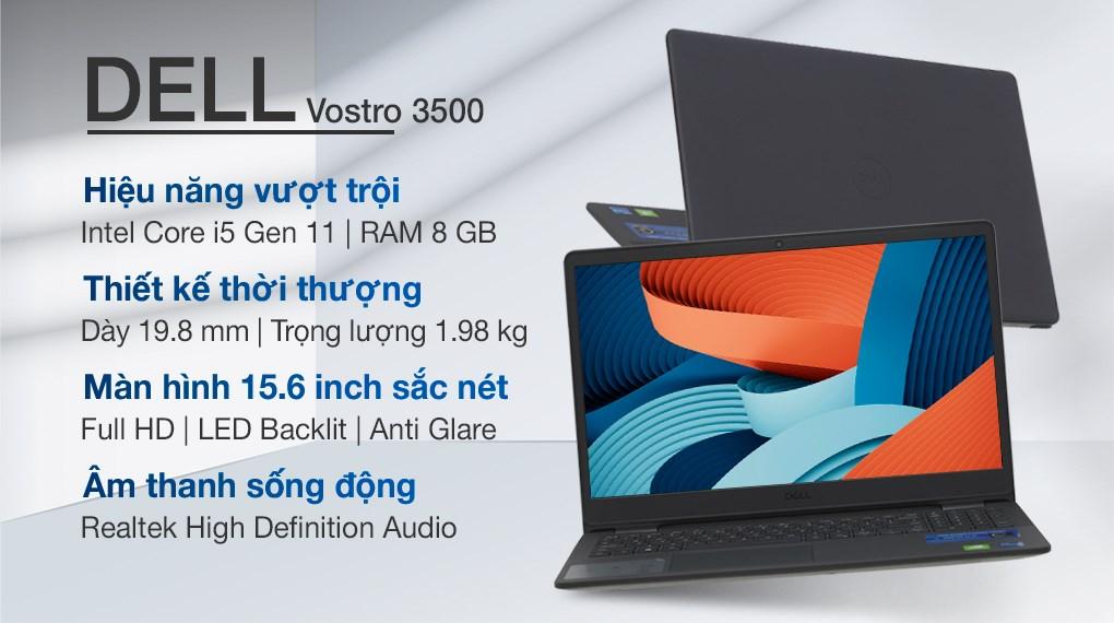 Dell Vostro 3500 i5 1135G7 (7G3981)