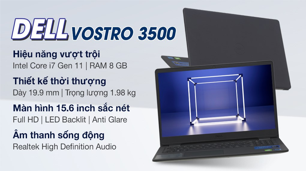 Dell Vostro 3500 i7 1165G7 (7G3982)