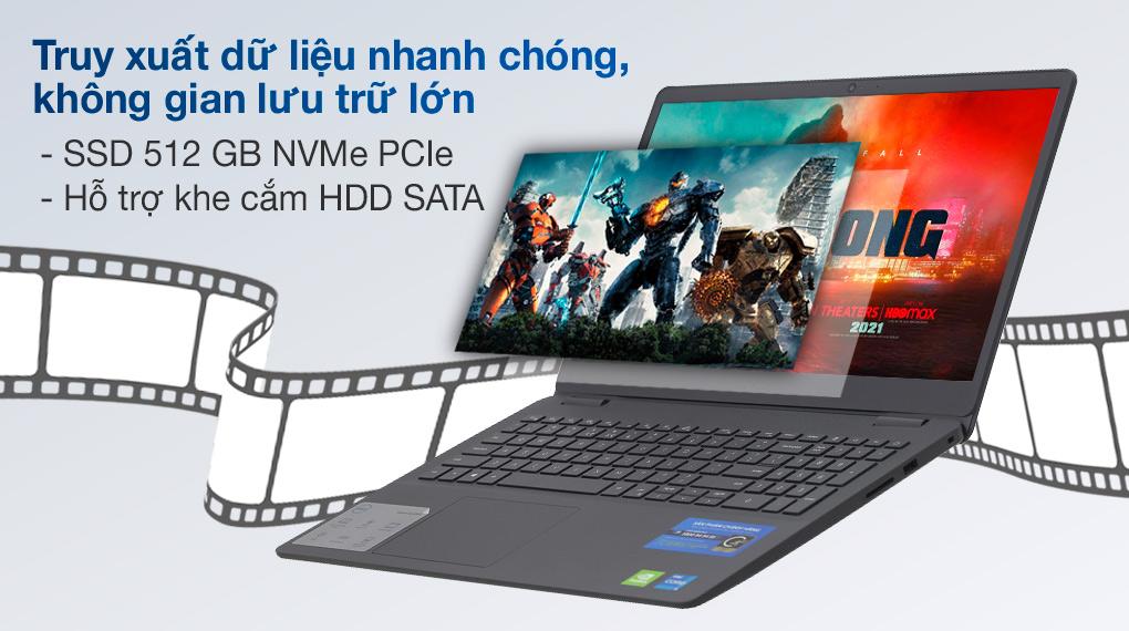 Dell Vostro 3500 i7 1165G7 (7G3982) - SSD