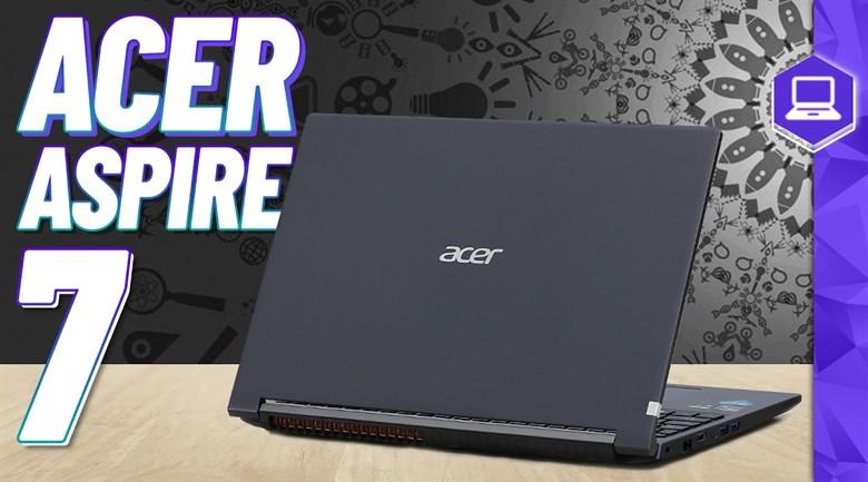 Acer Aspire 7 A715 42G R4ST R5 5500U(NH.QAYSV.004)