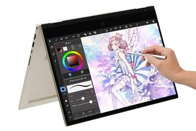 HP Pavilion x360 dw1019TU i7 1165G7/8GB/512GB/Touch/Pen/Office H&S2019/Win10 (2H3N7PA)