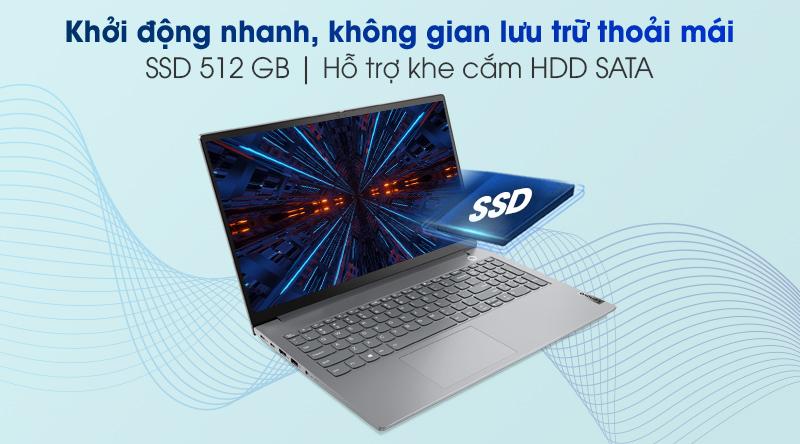 lenovo-thinkbook-15-g2-itl-i5-20ve006yvn - SSD