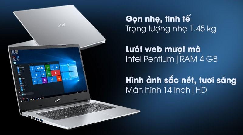 Acer Aspire 3 A314 35 P6JF N6000 (NX.A7SSV.003)