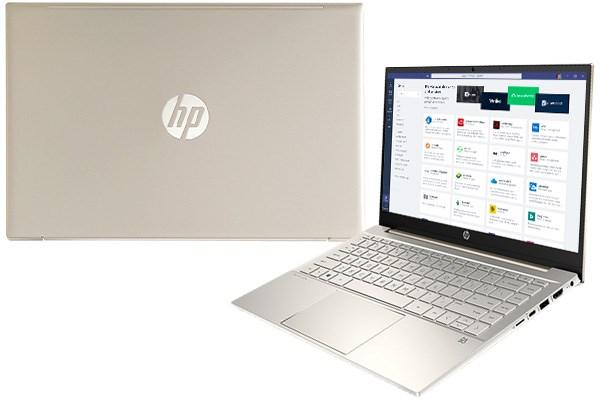 Laptop HP Pavilion 14 dv0010TU i5 1135G7/8GB/32GB+512GB/Office H&S2019/Win10 (2D7A9PA)