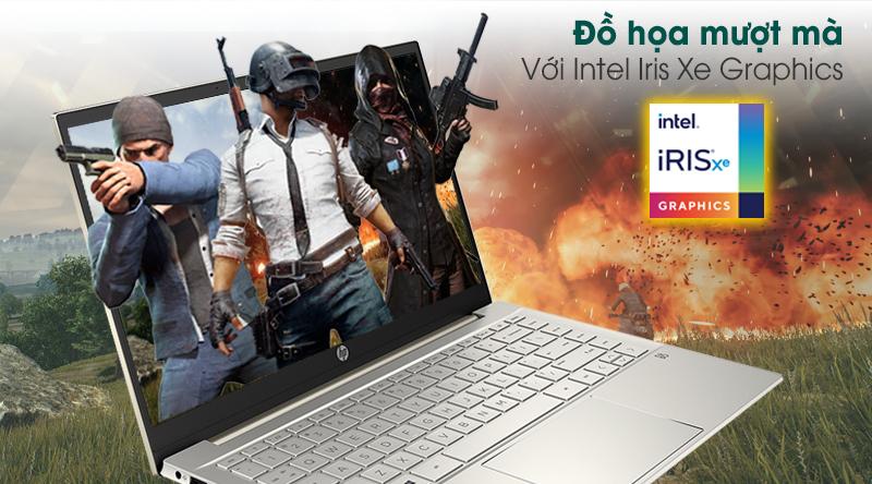 Laptop HP Pavilion 14 dv0010tu i5 (2D7A9PA) - Card đồ hoạ