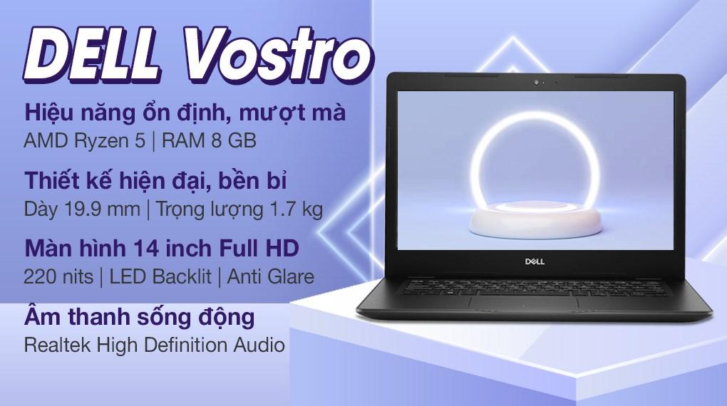 Dell Vostro 3405 R5 3500U (V4R53500U003W)