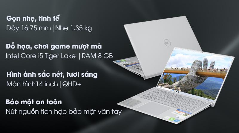 Dell Inspiron 7400 i5 1135G7 (N4I5206W)