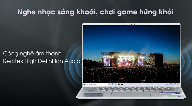Dell Inspiron 7400 i5 1135G7 (N4I5206W) - Âm thanh