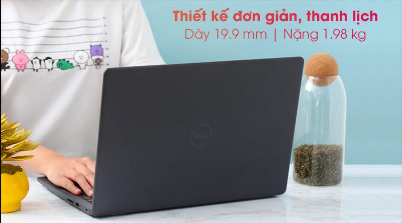 Laptop Dell Vostro 3500 i5 (P90F006V3500B) - Thiết kế