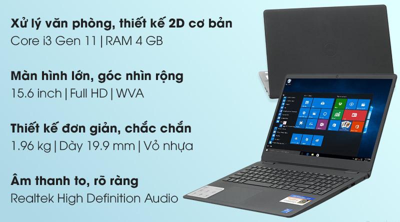 Dell Inspiron 3501 i3 1115G4 (P90F005N3501C)