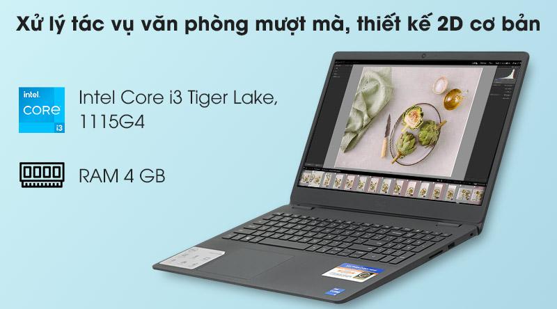Dell Inspiron 3501 i3 1115G4 (P90F005N3501C) - Cấu hình