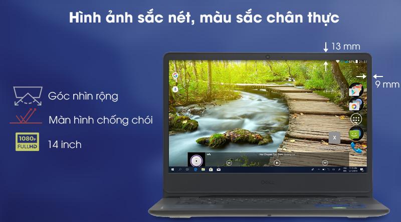 Laptop Dell Vostro 3400 i7 (V4I7015W) - Màn hình