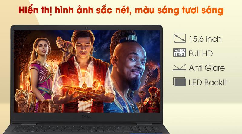 Laptop Dell Vostro 3500 i3 (V5I3001W) - Màn hình