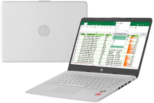 HP 14s dk1055AU R3 3250U/4GB/256GB/Win10 (171K9PA) HP cơ bản