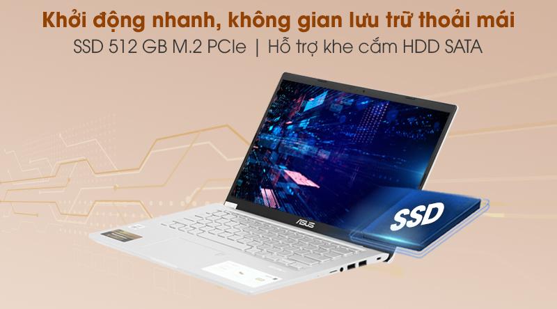 Laptop Asus VivoBook X415JA i5 (EK090T) - SSD