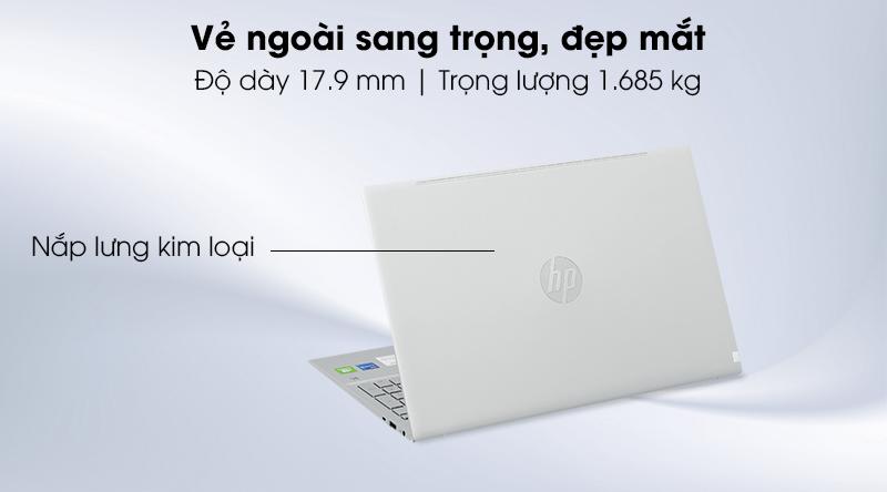 Laptop HP Pavilion 15 eg0005TX i5 (2D9C6PA) - Cổng kết nối