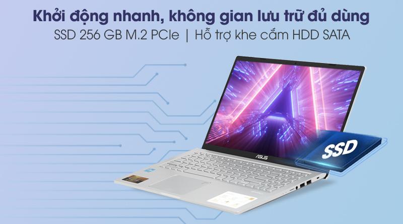 Laptop Asus VivoBook X515EA i3 (EJ065T) - SSD