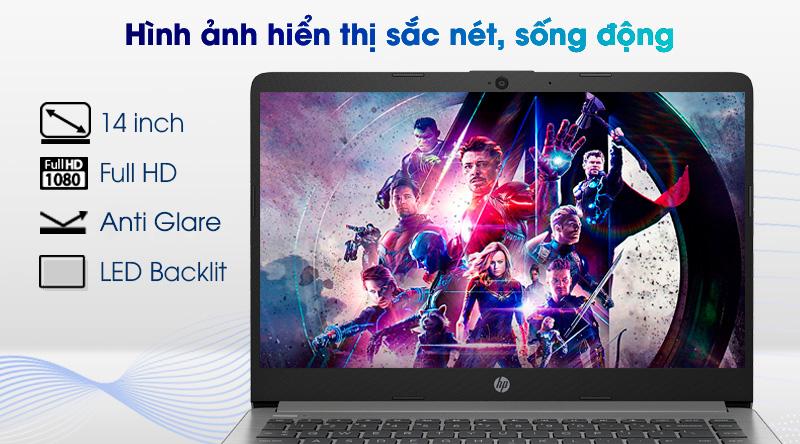 Laptop HP 245 G8 R5 (345R8PA) - Màn hình