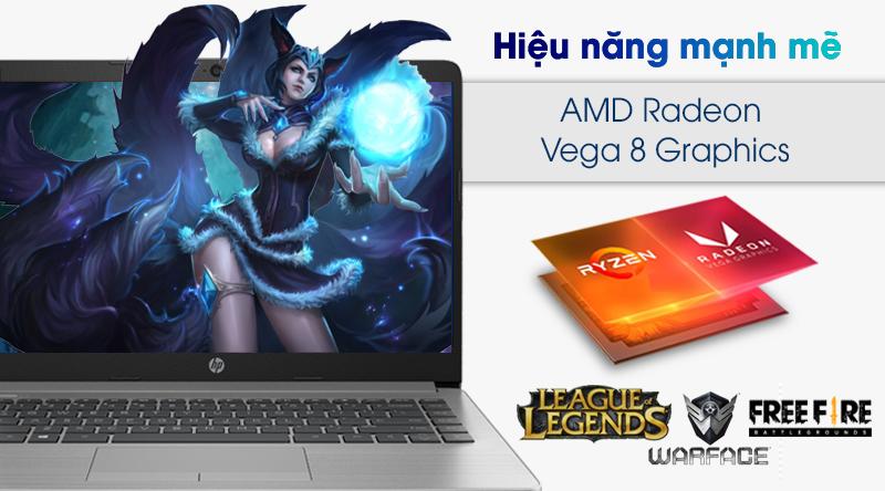 Laptop HP 245 G8 R5 (345R8PA) - Card đồ hoạ