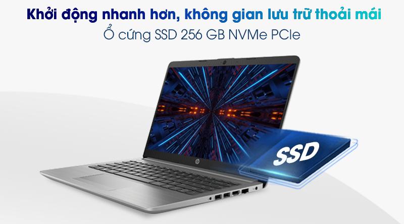 Laptop HP 245 G8 R5 (345R8PA) - SSD