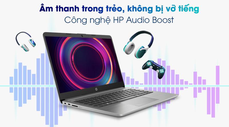 Laptop HP 245 G8 R5 (345R8PA) - Âm thanh