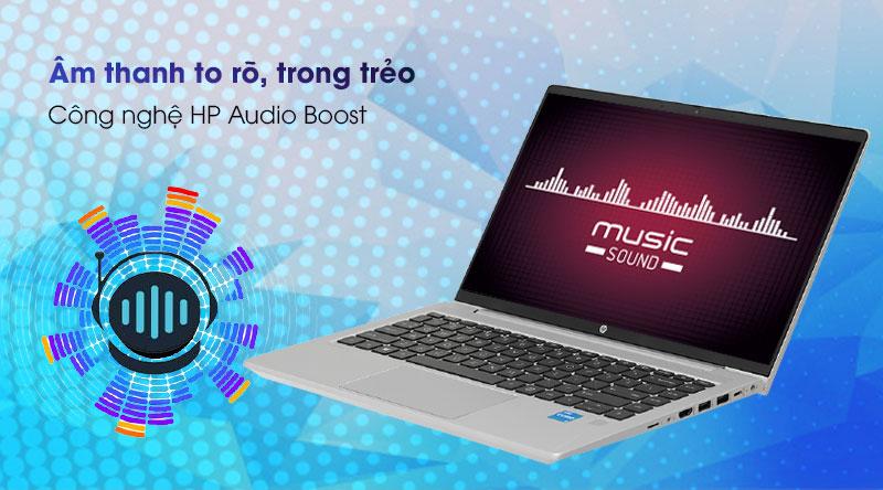 HP ProBook 440 G8 i3 (2H0R6PA) - Âm thanh
