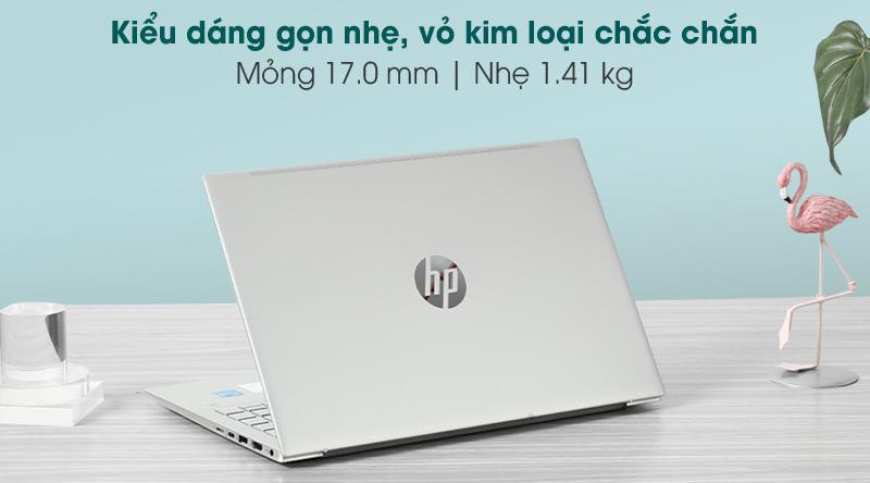 Laptop HP Pavilion 14 dv0041TU i3 (2H3L0PA) - Thiết kế