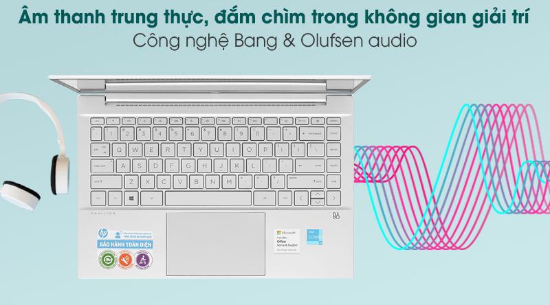 Laptop HP Pavilion 14 dv0041TU i3 (2H3L0PA) - Âm thanh
