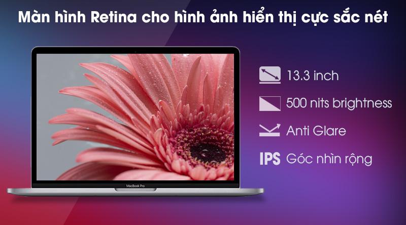 MacBook Pro M1 16GB/1TB SSD.Space Grey (Z11C000CJ) - Màn hình