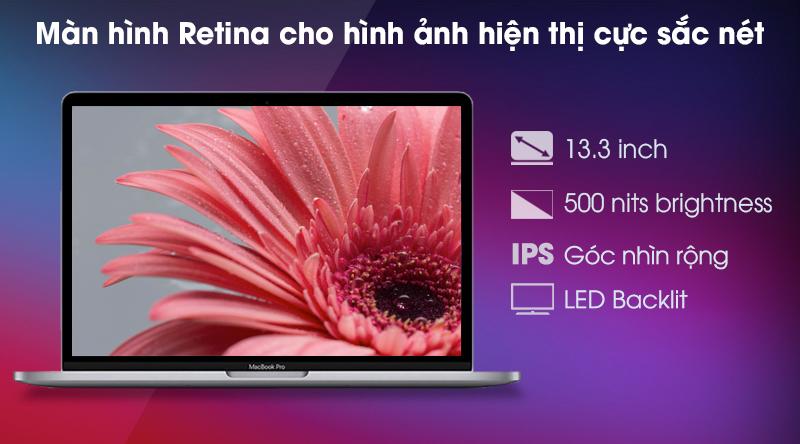 Macbook Pro M1 2020/16GB/1TB SSD (Z11C000CJ) - Màn hình