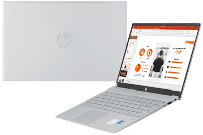 HP Pavilion 15 eg0007TU i3 1115G4/4GB/256GB/Office H&S2019//Win10 (2D9K4PA)