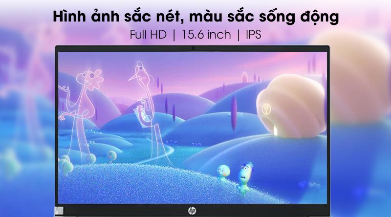 HP Pavilion 15 eg0007TU i3 1115G4 (2D9K4PA) - Màn hình