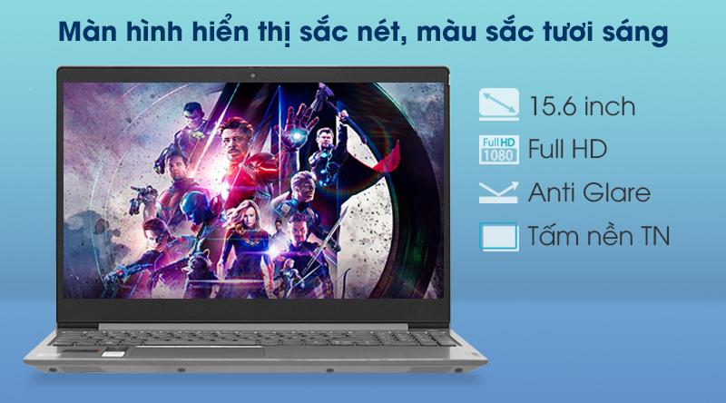 Laptop Lenovo IdeaPad Slim 3 15IIL05 i3 (81WE0132VN) - Màn hình