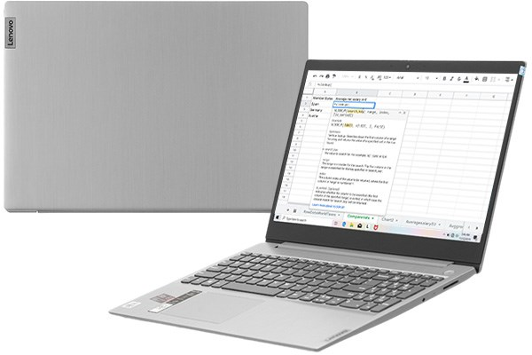 Lenovo IdeaPad Slim 3 15IIL05 i3 1005G1/4GB/512GB/Win10 (81WE0132VN) Lenovo IdeaPad