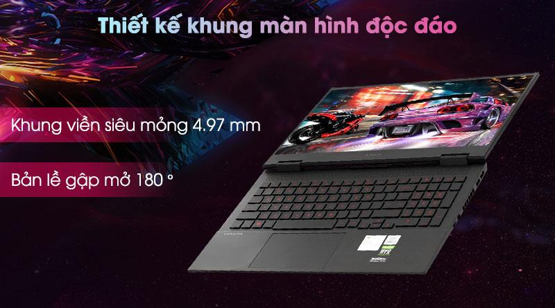 HP Omen 15 ek0078TX i7 (26Y68PA) -Khung máy