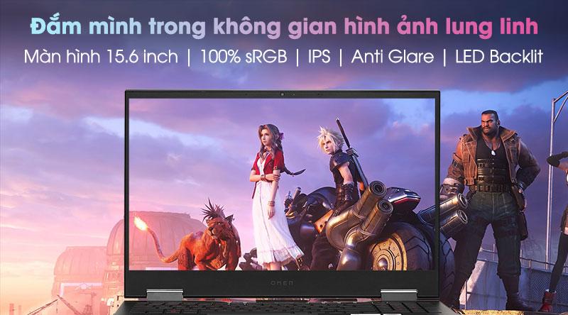 HP Omen 15 ek0078TX i7 (26Y68PA) - màn hình