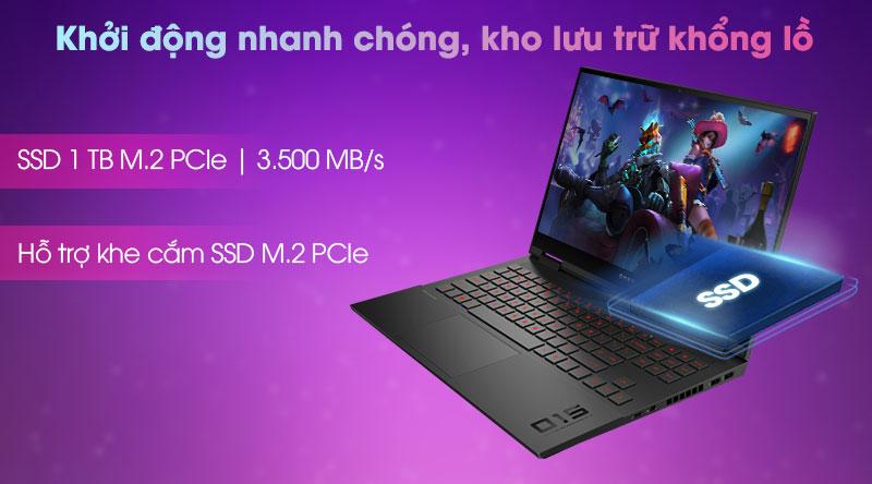 HP Omen 15 ek0078TX i7 (26Y68PA)- SSD
