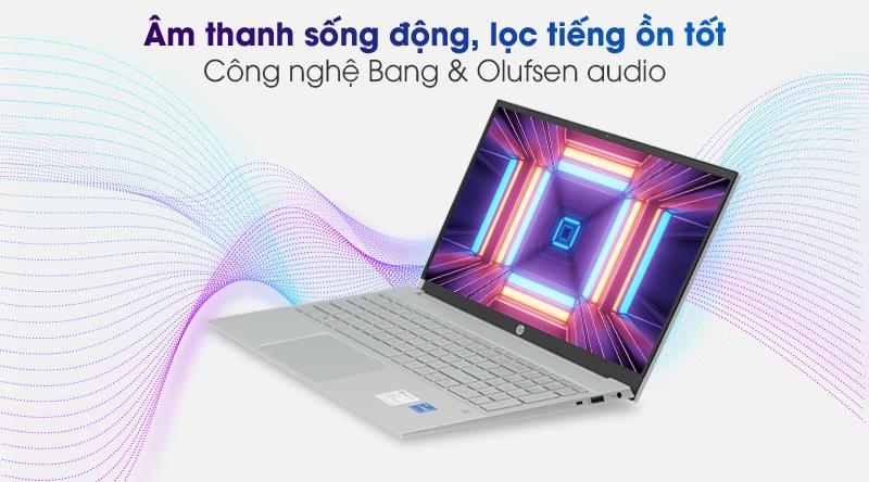 Laptop HP Pavilion 15 eg0073TU i3 - Âm thanh