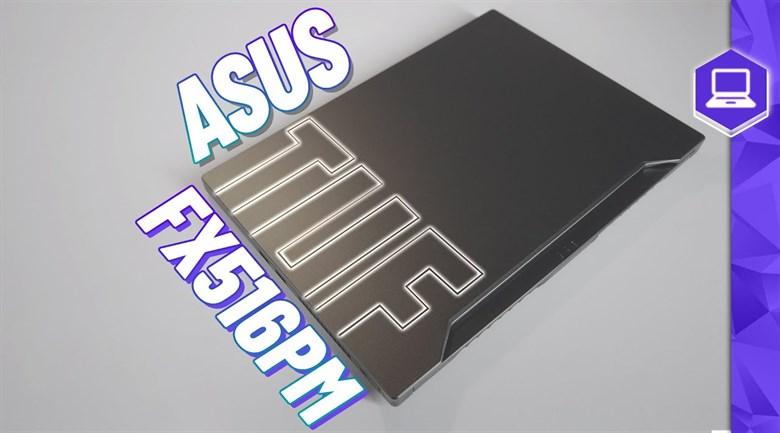 Asus TUF Gaming FX516PM i7 11370H (HN023T)