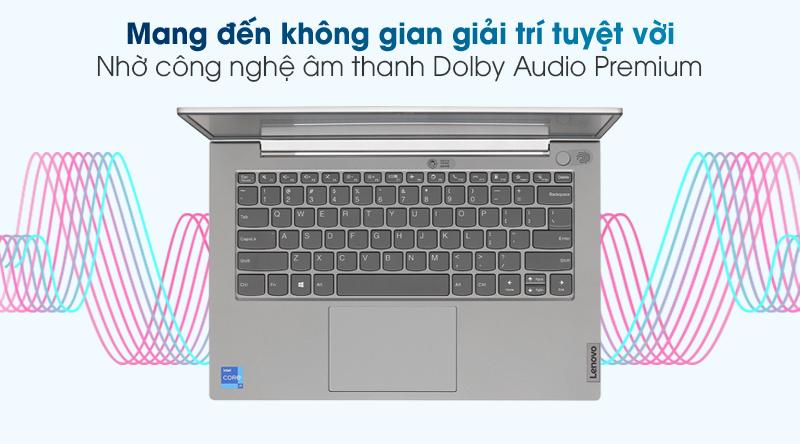 Lenovo ThinkBook 14 G2 ITL i7 1165G7 (20VD003LVN) - Âm thanh
