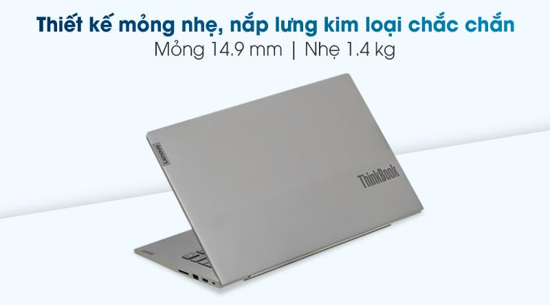 Lenovo ThinkBook 14 G2 ITL i7 1165G7 (20VD003LVN) - Thiết kế
