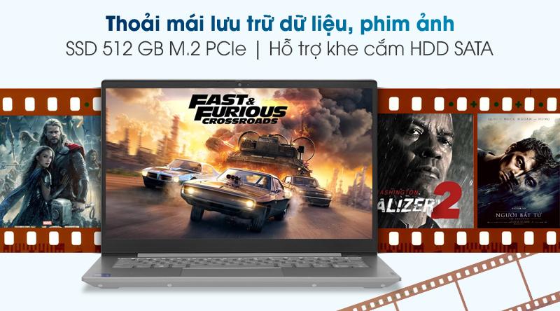 Lenovo ThinkBook 14 G2 ITL i7 1165G7 (20VD003LVN) - SSD