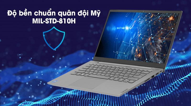 Lenovo ThinkBook 14 G2 ITL i7 1165G7 (20VD003LVN) - Độ bền quân đội