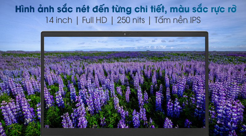 Lenovo ThinkBook 14 G2 ITL i7 1165G7 (20VD003LVN) - Màn hình