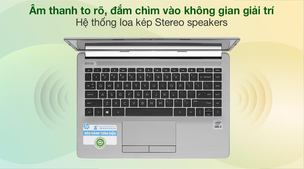 HP 240 G8 i3 (342G5PA) - Âm thanh