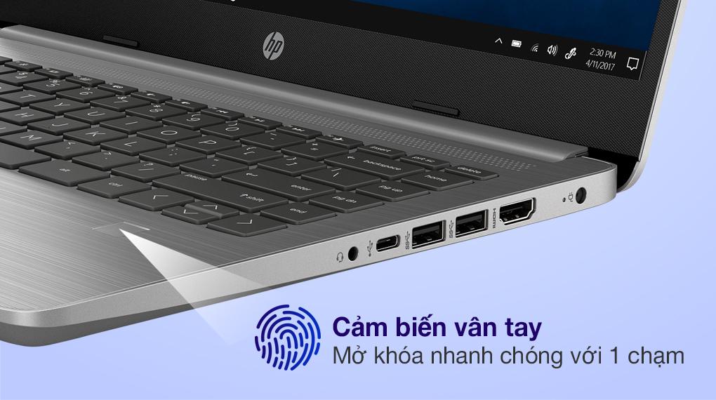 HP 340s G7 i5 (36A35PA) - Cảm biến vân tay