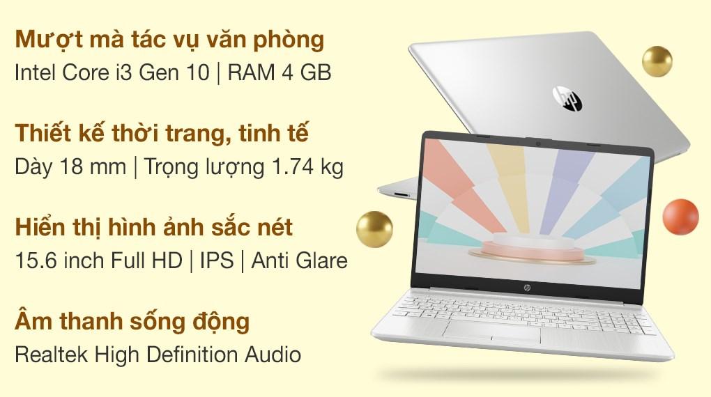 HP 15s du1108TU i3 10110U (2Z6L7PA)